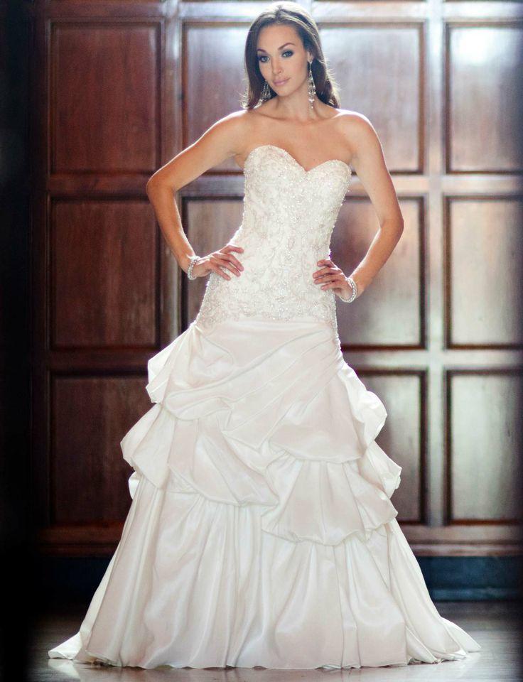 61 best Kenneth Winston Bridal Gowns images on Pinterest | Short ...