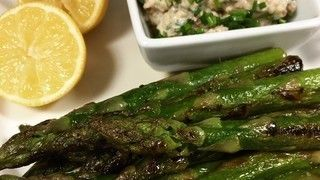 Phil Vickery's delicious English asparagus recipes