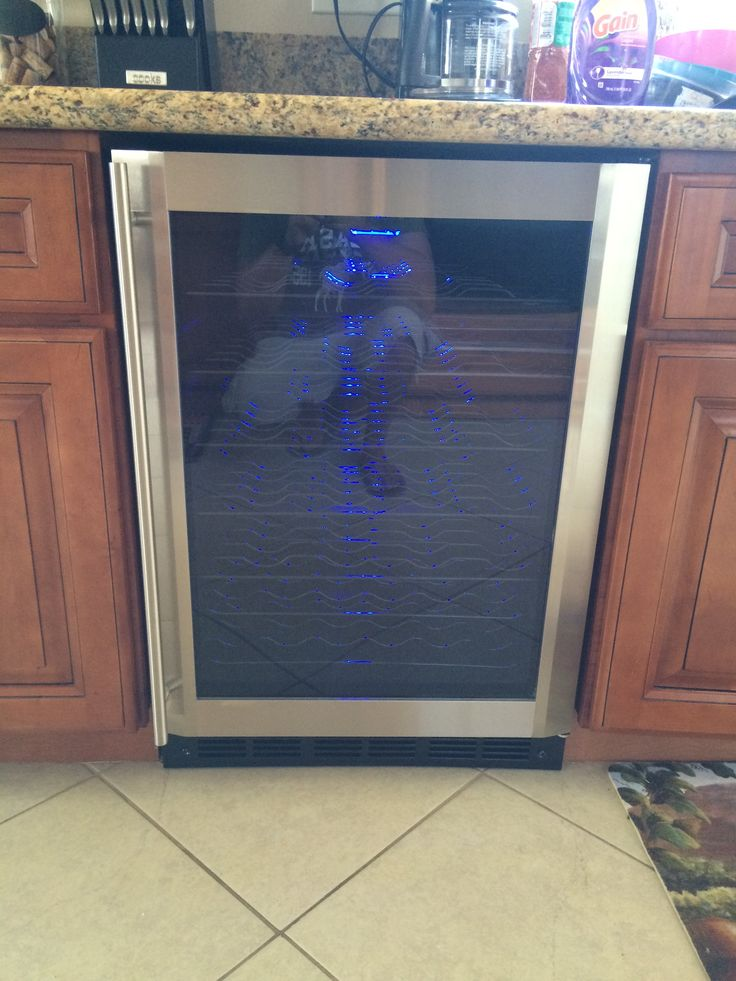 Take Out Your Dishwasher And Replace It With A Wine Refrigerator Vino Salude Replace Dishwasher Under Stairs Wine Cellar Diy Kitchen Remodel