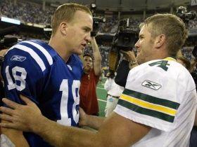 Brett Favre on Peyton Manning breaking his TD record
