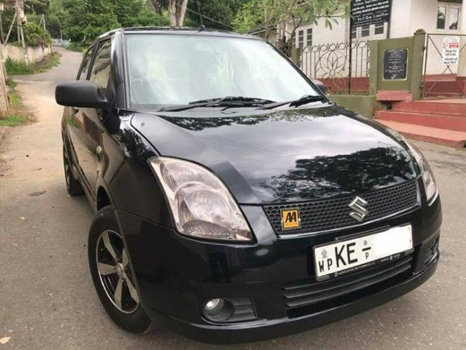 Car Suzuki swift  For Sale Sri lanka. Suzuki swift vxi 2006/2007,  1300cc, manual, 1st owner, 130000 km done,  amw maintained from the day one,  records available, alloy wheels, new tyres,  new battery, accident free, very clean interior,  carefully maintained throughout, car is in immaculate condition. Please call only genuine buyers,  price negotiable after inspection.