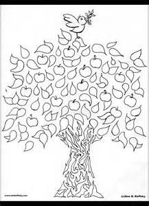 Tree Coloring Pages - Bing Images