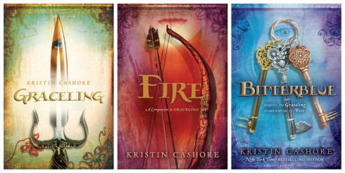 I wish everyone would read these books! Fantastic Feminist Fantasy!  http://radbooksradkids.wordpress.com/2014/11/02/the-graceling-realm-series-by-kristin-cashore/
