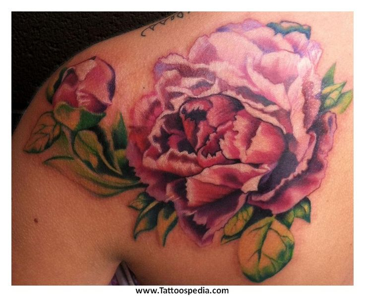 japanese flower tattoos | ...