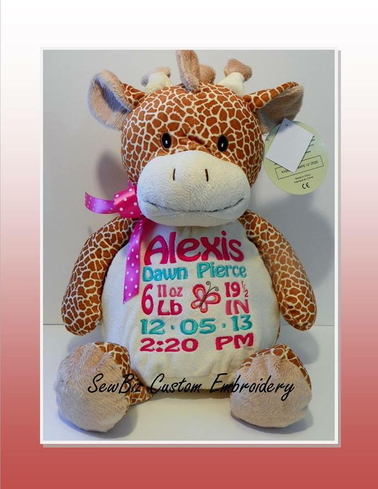 stuffed giraffe for valentines day