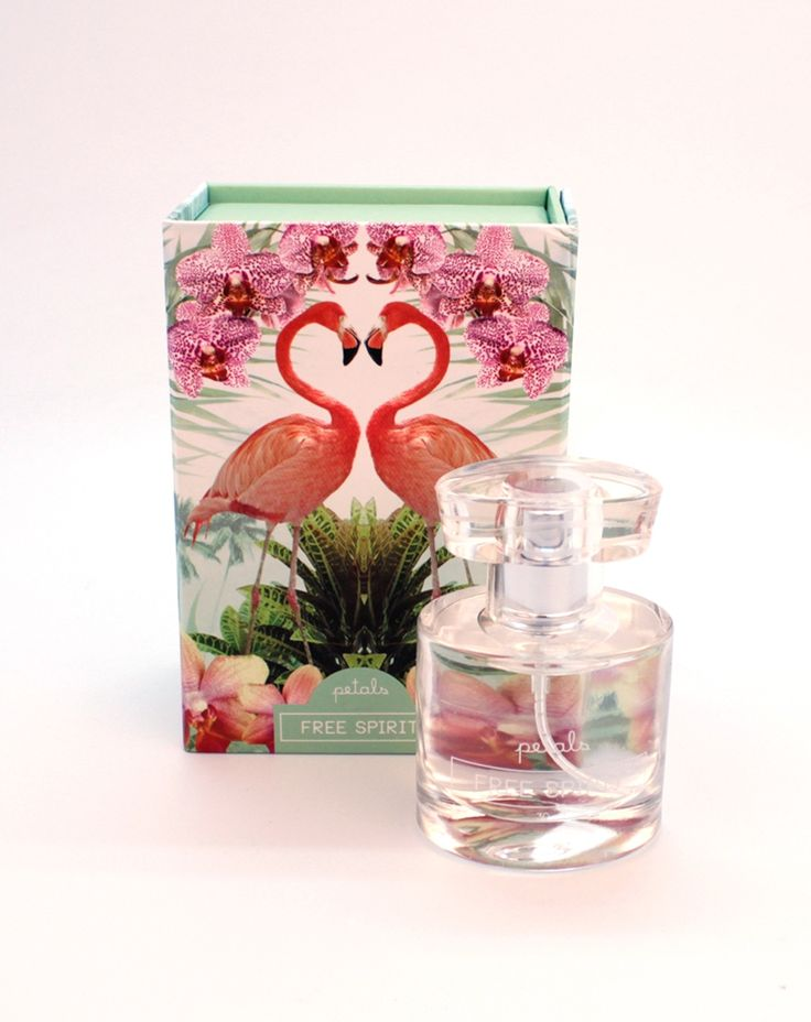 Petals Perfume - Free Spirit