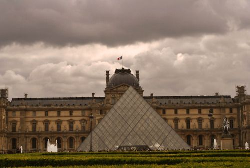 The Louvre!!!!!!