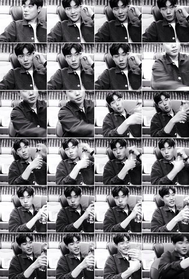 That's 24 Ryu Jun Yeols for you. Cr. Ryu Jun Yeol FB 160402