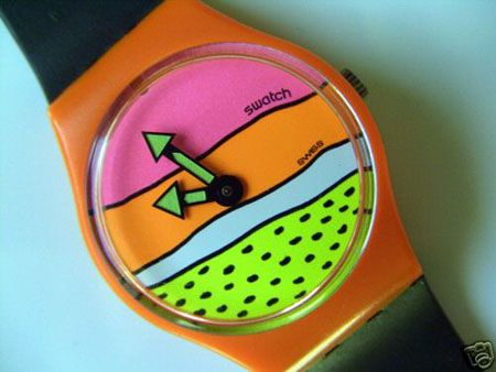 Our other neon Breakdance Swatch