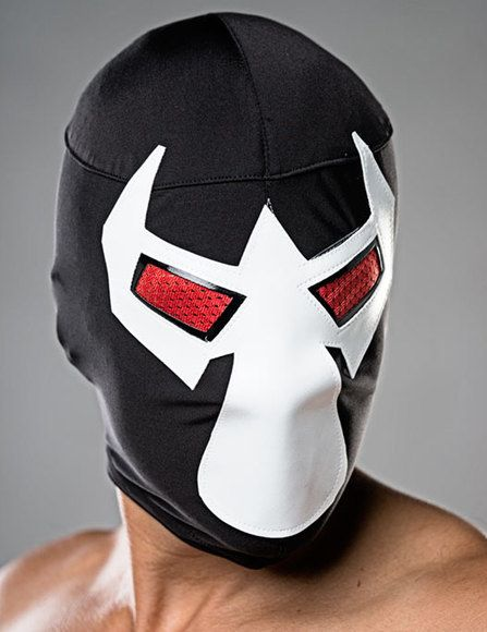 With this Mask you will strike terror into the hearts of those who oppose you. Which will allow you to break and bend them to your will.