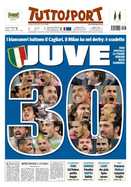 Tuttosport 07.05.2012
