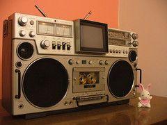 JVC 3090-CQM (mrs80) Tags: boombox ghettoblaster jvc radiorecorder