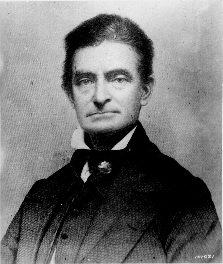 "essay on john brown Weird john brown,"" melville called him, in a weirdly contemporary locution, and  for a long time he was shuffled to the edges of american."