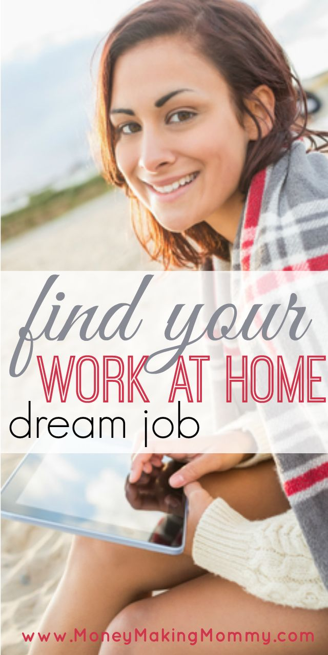 If working at home is a dream of yours, then let MoneyMakingMommy.com help -- providing free job leads and resources since 1999! See who's hiring right now!