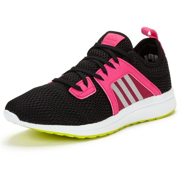 Adidas Durama Running Shoe (130 BRL) ❤ liked on Polyvore featuring shoes, athletic shoes, adidas, wide width running shoes, wide running shoes, low shoes and wide width athletic shoes