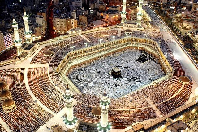 اللهم زد هذا البيت تعظيماً وتشريفاً :: Makkah