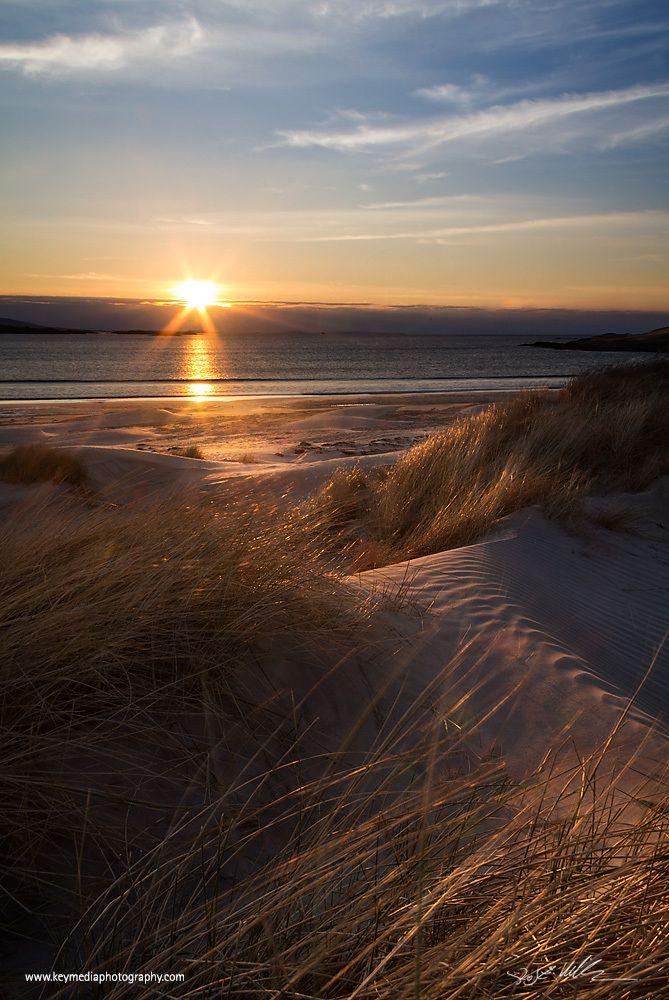 Silver Strand, County Mayo, Ireland