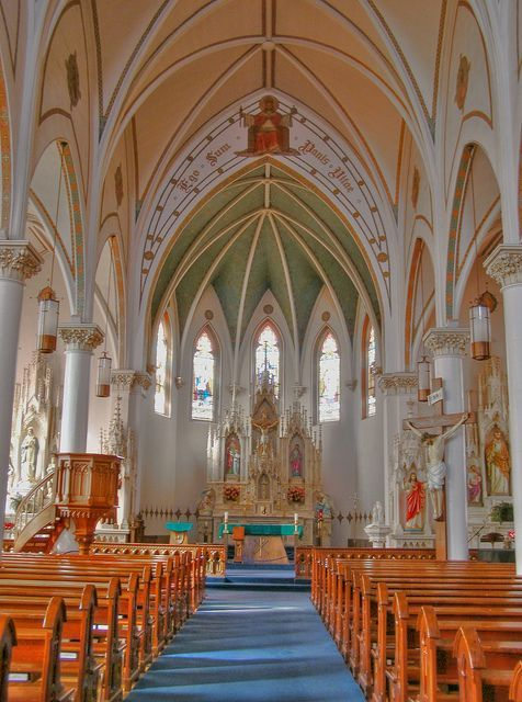 St. Mary's Catholic Church, Fredericksburg, Texas
