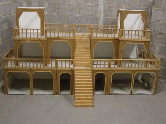 10 best images about maison de poupees on pinterest. Black Bedroom Furniture Sets. Home Design Ideas