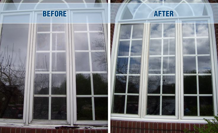 It really is amazing what a difference window restoration can make to the look and feel of your home. This before and after from one of our recent projects is a perfect example!