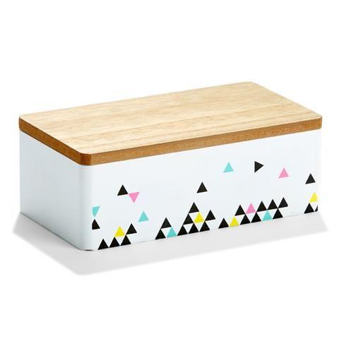 Trinket Box - Geometric Print | Kmart