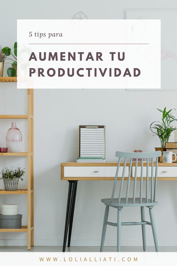 Home office, como trabajar desde casa, mejora tu productividad, tips para emprendedoras Office Desk, Furniture, Home Decor, Home, Productivity, Recipes, Style, Desk Office, Decoration Home