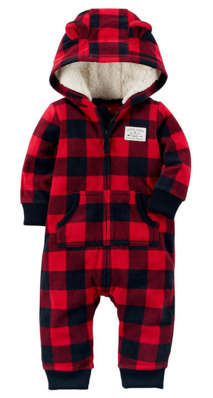 SO stinkin cute! I love how warm it looks especially since winter is coming! #boyclothing #boyfashion #shopping #ad #baby #toddler #love #style