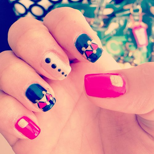 beautiful nails^^