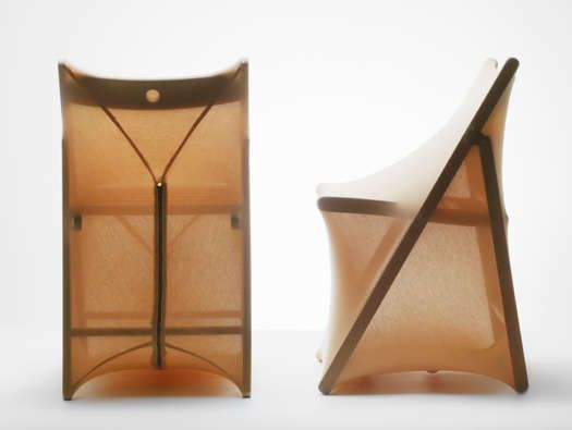 These Katja Pettersson Skin Furniture Collection is Lifelike trendhunter.com