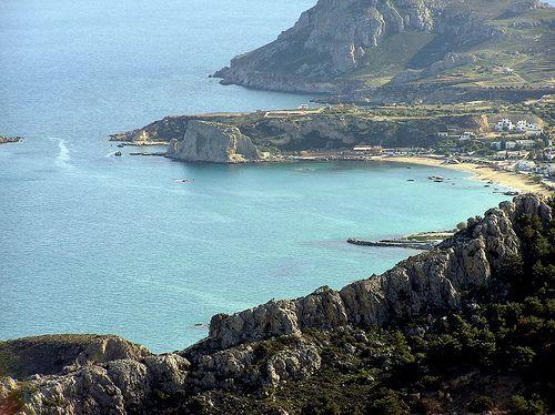 Stegna Beach, Rhodes, Greece