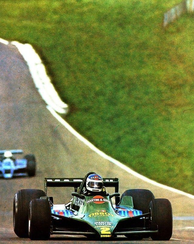 Carlos Reutemann, Martini Racing Team Lotus, Lotus 79 Ford 1979