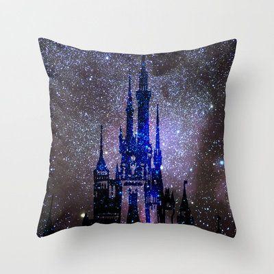 1dwisconsin's save of Fantasy Disney Throw Pillow by Guido Montañés on Wanelo
