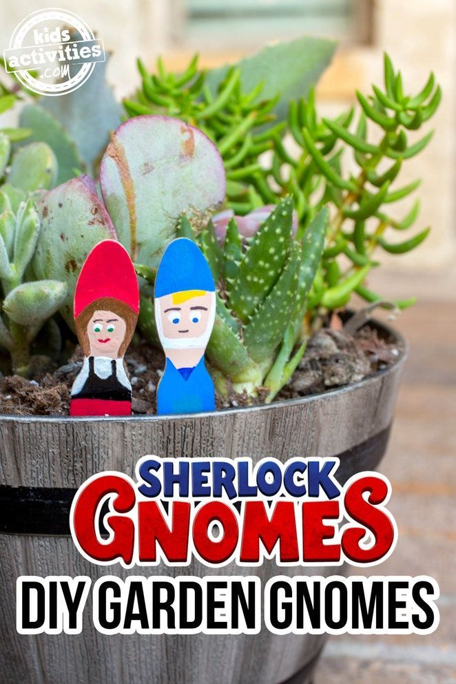 Gnome In Garden: 9100 Best Family Activities & Fun Images On Pinterest