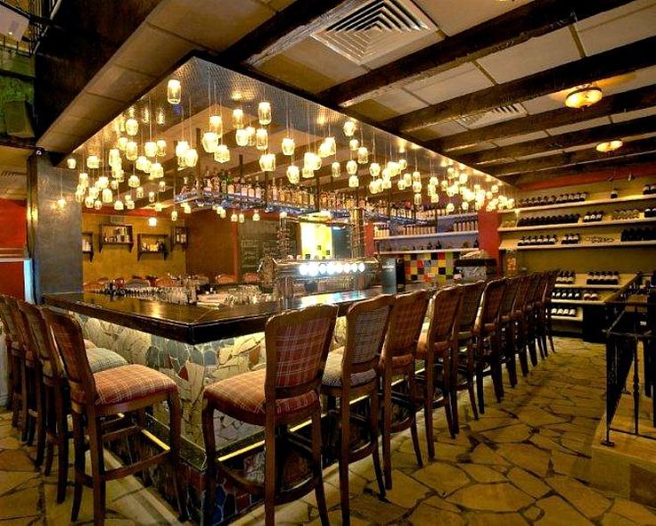 15 best bar design images on Pinterest | Bar designs, Bar ideas ...