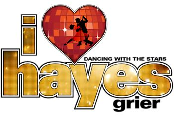 Show your love for Hayes Grier and Team Slayes on season 21 of Dancing with the Stars. This I Heart Hayes Grier design is perfect for anyone who wants to see him bring home the DWTS Mirror Ball Trophy. An I Heart Hayes Grier T-shirt, hoodie, bag or other fun merchandise make great gifts too!