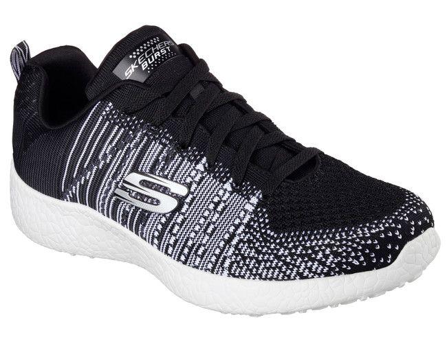 Skechers 22882 - Zapatillas de Sintético Mujer, Color Negro, Talla 35,5 EU