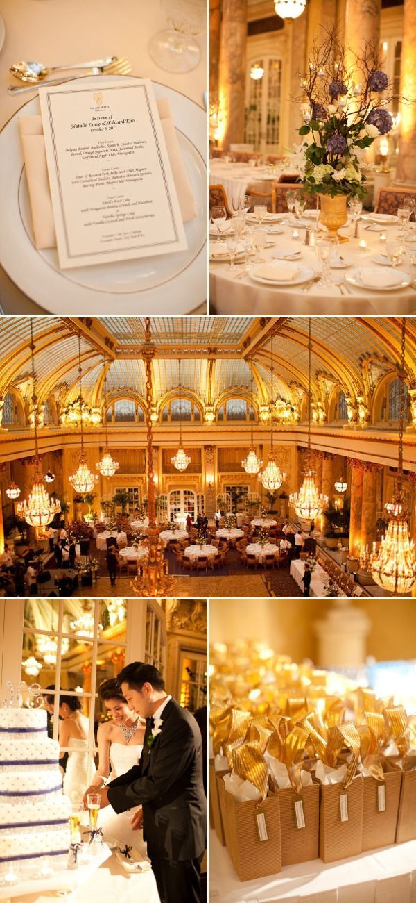 Formal wedding reception elegantwedding reception classicwedding