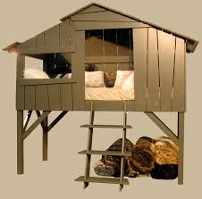 Image result for playhouse loft bunk