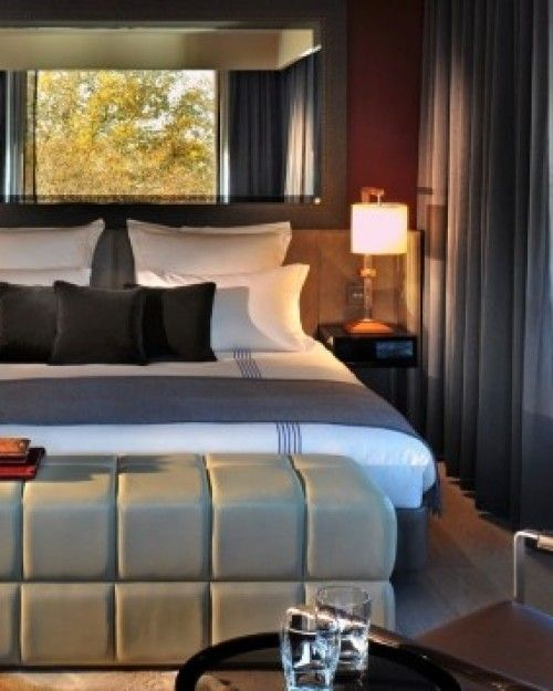 109 best hotel design - guestrooms images on pinterest | luxury
