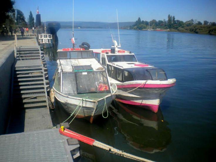 Muelle y Feria Fluvial de Valdivia