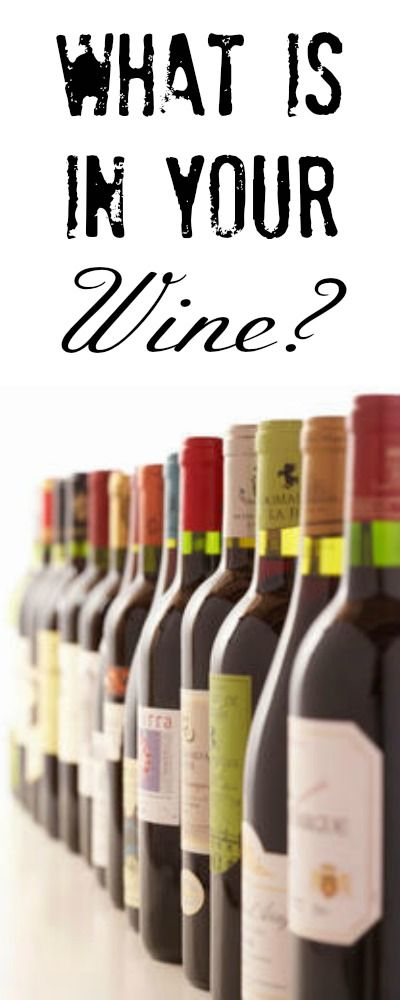 French researchers discover a nasty plasticizing chemical in wine and spirits.