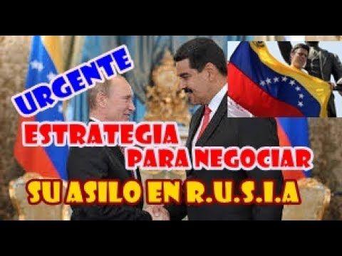 MADURO NEGOCIA SU ASILO Y LA RAZÓN DE ESCARCELACION DE LOPEZ, NOTICIAS D...