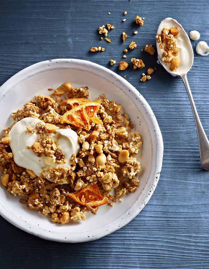 Woolworths Gold Muesli. http://www2.woolworthsonline.com.au/shop/page/gold #Woolworths #Gold #Muesli #Breakfast #Food #Recipe #awardwinning #delicious #onlyatwoolworths