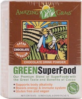 """""""Amazing Grass-Green SuperFood Chocolate Infusion"""" Thanks for pinning @Carrie Finley :) Great smoothie mix in"""