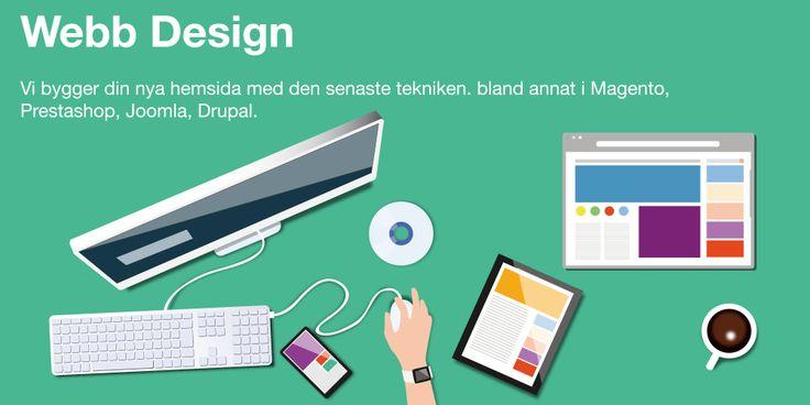Infomediatech webbdesign i Malmö