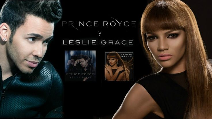 Prince Royce y Leslie Grace (Entangled With Bachata) Mix