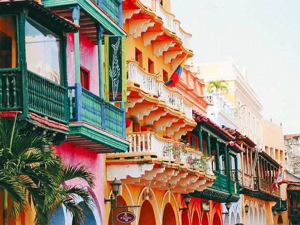 "8 Formerly ""Dangerous"" Places You Should Visit Now via @mydomaine -- Colombia"
