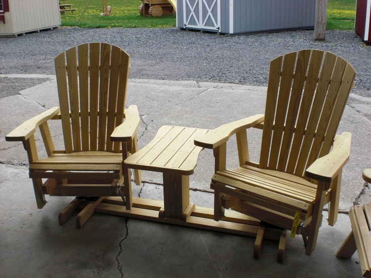 11 best rustic outdoor furniture cabins and a lookout cabin images rh pinterest com Outdoor Furniture Amish Built Ohio Amish Poly Outdoor Furniture