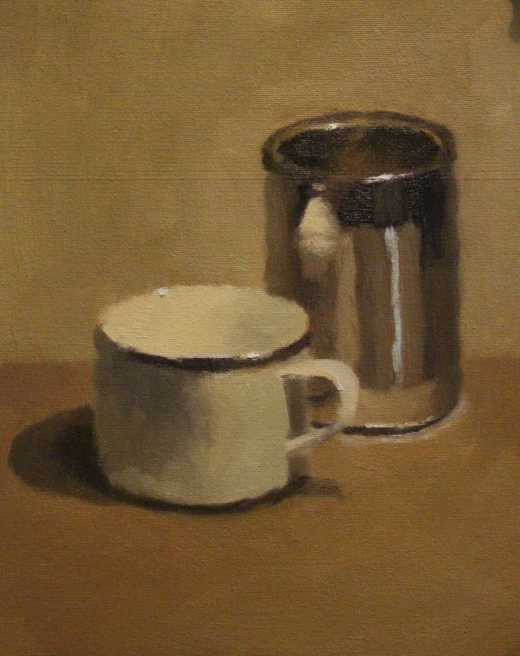 Mug and Can - By Steven Szczebiot