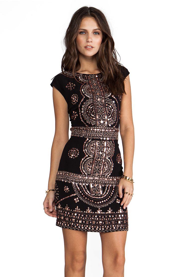 2107 Best Roupas Images On Pinterest Feminine Fashion For Women Gatsby Jet Black F Bi Hs V C1 Renzo Kai Cap Sleeve Laura Dress In Gold Dressesgatsby